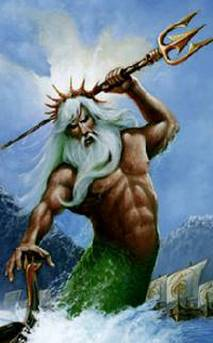 Poseidon Area Of Rule Greek Mythology Poseidon